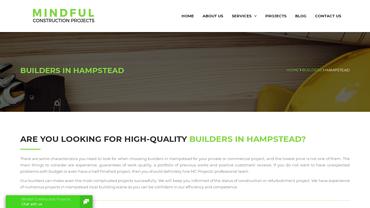 MINDFUL CONSTRUCTION PROJECTS LTD