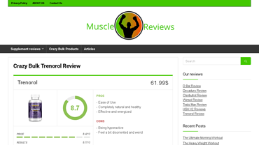 Muscle Reviews