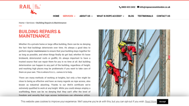 Rope Access In London